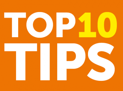 Top Ten Tips 460x340