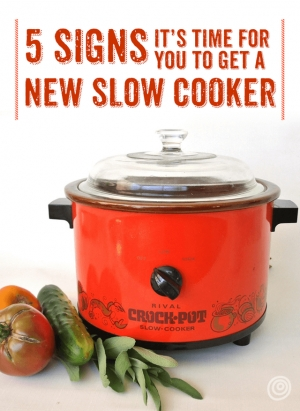 5 Signs That Your Slow Cooker Is Too Old
