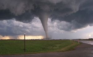 Tornado Safety at Home