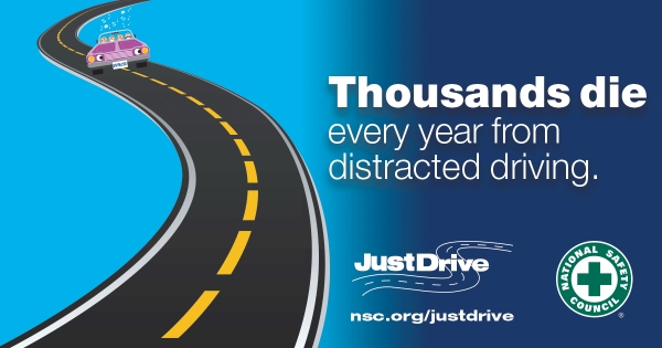 5 Simple Ways to Help Stop Distracted Driving