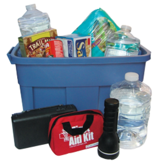 September is National Preparedness Month - Here's a Checklist!